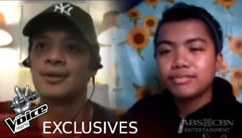 Coach Bamboo, kinamusta ang pamilya ni Darvic | The Voice Teens Philippines 2020 Image Thumbnail