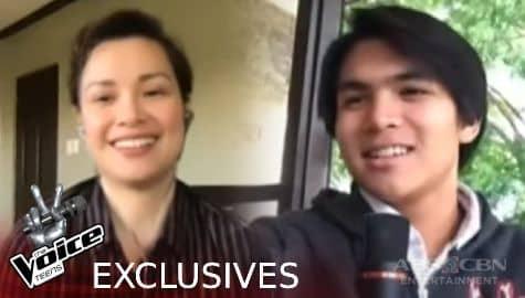 Coach Lea, kinilala ang mga magulang ni JP | The Voice Teens Philippines 2020 Image Thumbnail