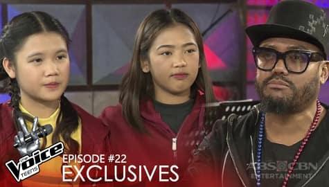 Battle Rehearsal: Yang-Yang Aloya vs Hakki Patricio | The Voice Teens 2020 Image Thumbnail