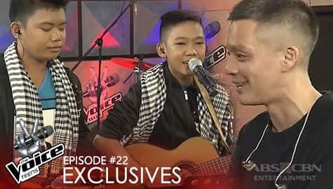 Battle Rehearsal: Rock Opong vs Darvic Villarin | The Voice Teens 2020 Image Thumbnail