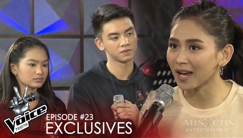 Battle Rehearsal: Kendra Aguirre vs Jason Villanueva | The Voice Teens 2020 Image Thumbnail