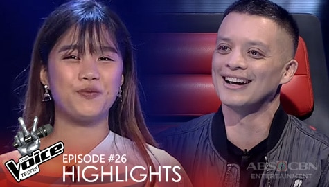 Coach Bamboo, pinili na tumuloy sa next round si Heart | The Voice Teens 2020 Image Thumbnail