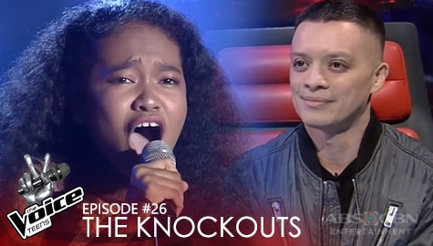 "The Knockouts: Dani Dixon performs ""Stuttering"" 