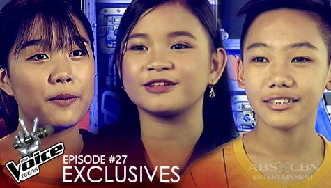Meet Kamp Kawayan's Top 3 Teen Artists | The Voice Teens 2020