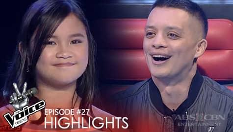 Coach Bamboo, pinili na tumuloy sa next round si Kate | The Voice Teens 2020 Image Thumbnail