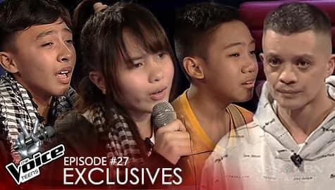 Team Bamboo Knockout Rehearsal: Vincent vs Zam vs Rock | The Voice Teens 2020 Image Thumbnail