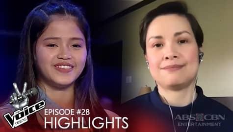 Coach Lea, pinili na tumuloy sa next round si Alexia | The Voice Teens 2020 Image Thumbnail