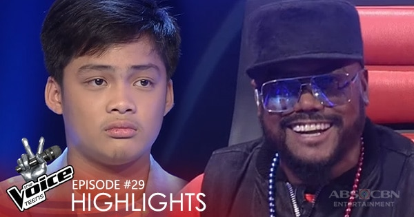 Coach APL, pinili na tumuloy sa next round si Calvin | The Voice Teens 2020