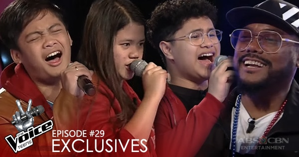 Team APL Knockout Rehearsal: Calvin vs CZ vs Matt | The Voice Teens 2020