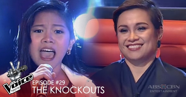 "The Knockouts: Airene Bautista performs ""Alone"" 