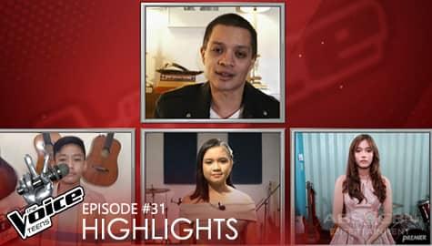 Coach Bamboo, ibinigay ang scores ng kanyang Top 3 Teen Artists | The Voice Teens 2020 Image Thumbnail