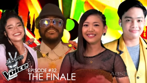 "The Finale: Coach APL and Top 3 amazes all with their ""Labo"" performance 