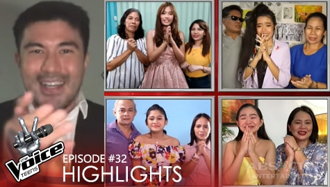 """The Finale: Heart, Cydel, Isang at Kendra, itinanghal na grand champions ng """"The Voice Teens"""" Season 2  Thumbnail"""