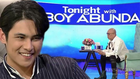 TWBA: Fast Talk with Kiko Estrada Image Thumbnail