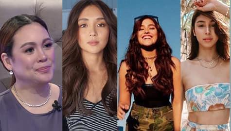 TWBA: Kathryn, Liza or Julia? Sino ang gustong makatrabaho ni Claudine Barretto? Image Thumbnail