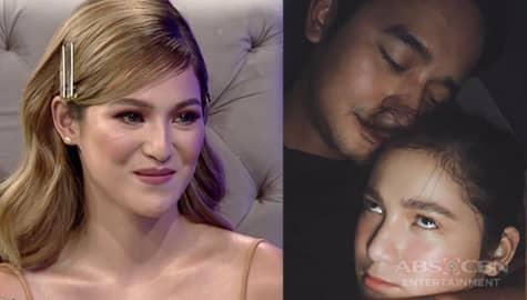 """TWBA: Barbie, matapang na inaming si JM ang tinutukoy niyang """"liar"""" sa kanyang tweet Image Thumbnail"""