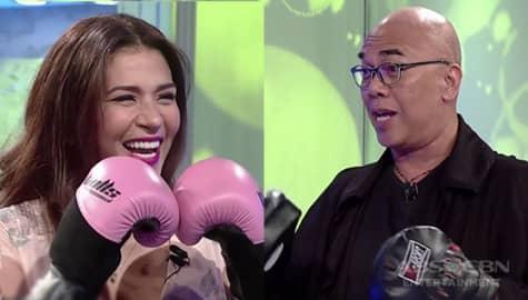 TWBA: Tito Boy, nagpaturo ng boxing kay Zsa Zsa Padilla Image Thumbnail