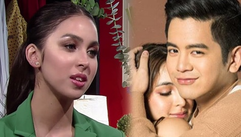 TWBA: Julia Barretto recalls her biggest fight with Joshua Image Thumbnail