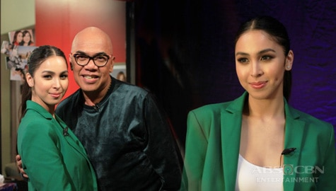 TWBA UNCUT: Julia Barretto's dressing room exclusive interview with Boy Abunda Image Thumbnail