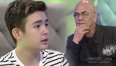TWBA: Anak ni Isko na si Joaquin, nagpakitang gilas sa pag-arte kay Tito Boy Image Thumbnail