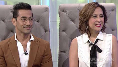 "TWBA: Raymond Bagatsing and Rachel Alejandro talk about their movie ""Quezon's Game"" Image Thumbnail"