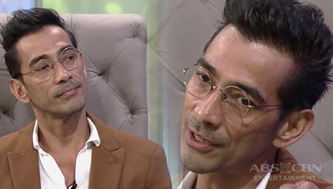 TWBA: Raymond Bagatsing reveals secrets to looking young Image Thumbnail
