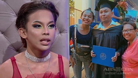 TWBA: Awra, masaya na napagtapos niya ang kanyang ama sa kolehiyo  Image Thumbnail