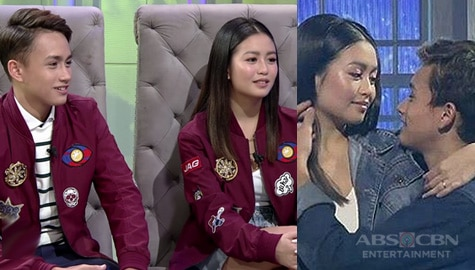 TWBA: Ashley and Tan recall how they became close inside PBB house Image Thumbnail