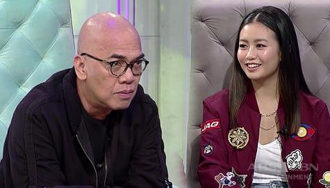 TWBA: Tito Boy, sinubukan ang husay ni Ashley sa Filipino challenge Image Thumbnail