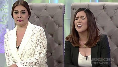 TWBA: K Brosas, aminadong mas magaling kumanta si Angeline Quinto sa kanya Image Thumbnail