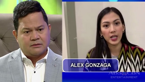 TWBA: Bayani Agbayani, napikon sa sinabi ni Alex Gonzaga? Image Thumbnail