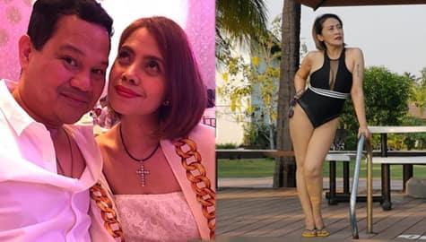 TWBA: Nagselos ba ang asawa ni Bayani sa kissing scene niya kasama si Ai-Ai delas Alas? Image Thumbnail