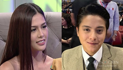 TWBA: Vickie Rushton gives her complete answer to Daniel Padilla's question on Bb. Pilipinas 2019 Image Thumbnail