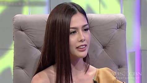 TWBA: Ang pahayag ni Vickie Rushton sa naging performance niya sa Bb. Pilipinas 2019 Q and A Image Thumbnail