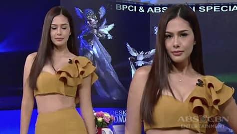 """TWBA: Vickie Rushton, ipinakita ang kanyang """"victorious walk"""" Image Thumbnail"""