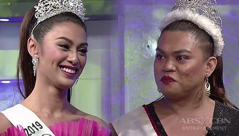 "TWBA: Patch Magtanong and Brenda Mage face off in ""Di Ba Teh?"" Image Thumbnail"
