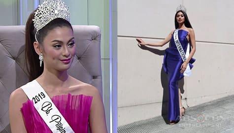 TWBA: Naniniwala ba si Patch Magtanong na siya ang karapat-dapat na maging Miss Universe Philippines 2019? Image Thumbnail