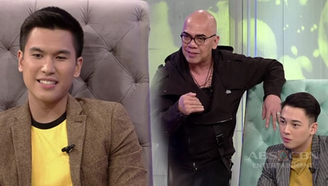 WATCH: Sky Quizon and Tito Boy ask Gino Roque some intriguing questions on TWBA!