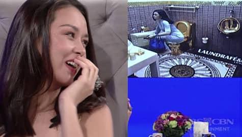 TWBA: Beauty Gonzalez, tawang tawa sa memes na ginagawa ng netizens sa Kadenang Ginto Image Thumbnail