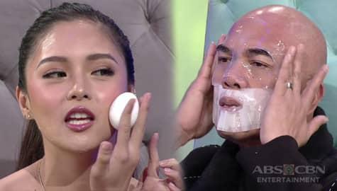 TWBA: Kim Chiu, itinuro ang kanyang skincare routine kay Tito Boy Image Thumbnail