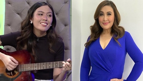 TWBA: Frankie Pangilinan sings her favorite song of Sharon Cuneta Image Thumbnail