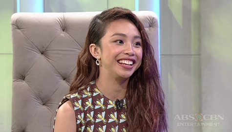 TWBA UNCUT: Maymay Entrata is back on the hot seat! Image Thumbnail