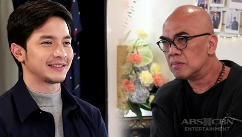 NOT SEEN ON TV: TWBA Dressing Room Exclusive with Alden Richards Image Thumbnail