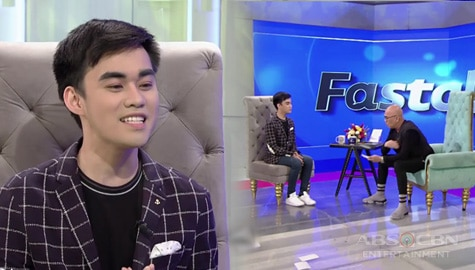 TWBA: Fast Talk with Lucas Garcia Image Thumbnail