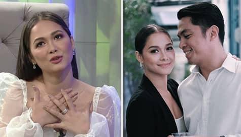 TWBA Throwback: Maja, nag-react sa tanong ng isang netizen tungkol sa marriage proposal Image Thumbnail
