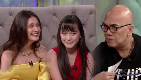 TWBA Fast Talk with Kira Balinger and Mutya Orquia