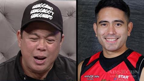 """TWBA: Dennis Padilla to Gerald Anderson: """"Sagutin mo naman ang text ko"""" Image Thumbnail"""