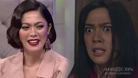 TWBA: Ariella, kinikilig sa mga pumupuri sa kanyang acting bilang Tatiana sa The Killer Bride Image Thumbnail