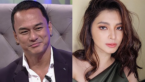 TWBA Fast Talk: Gardo Versoza names Angel Locsin as the sexiest woman in the Philippines Image Thumbnail
