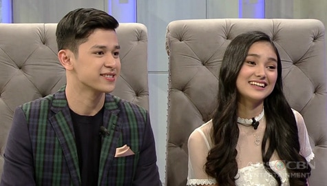 TWBA UNCUT: Aljon Mendoza and Karina Bautista's full interview